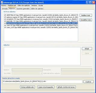 Pasos para encodear MKV o AVI? Enc09