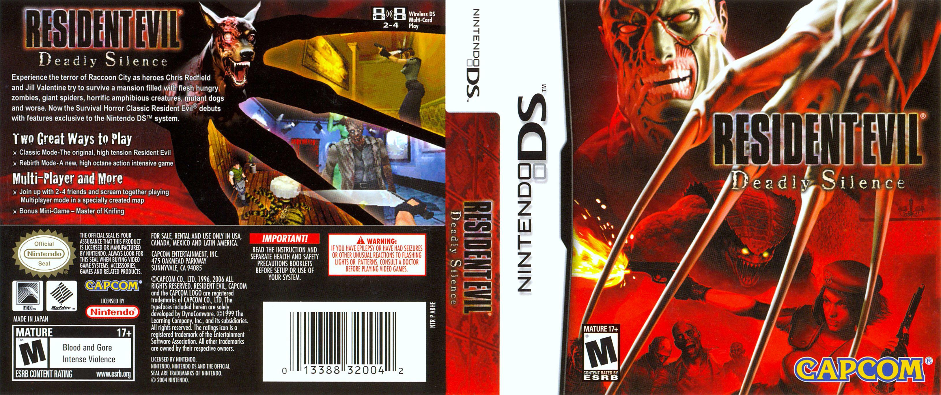 Прохождение Resident Evil: Deadly Silence A963aca9c16f675548d43d7d1c9d0da8