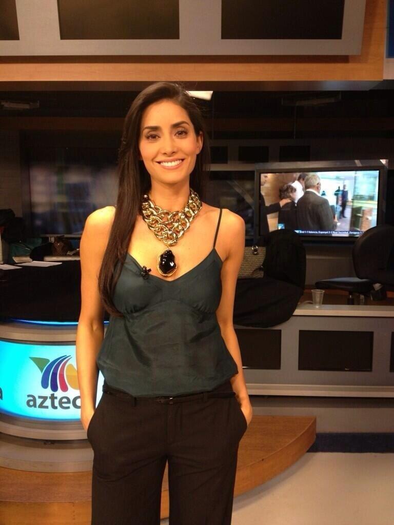 Paola Nunez/პაოლა ნუნიესი - Page 3 27e4c7c87d4cff4246a6cfd7ba0ccc10
