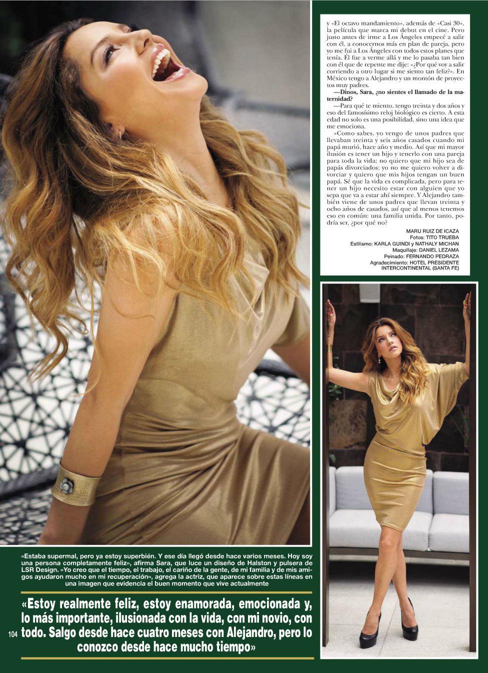 Sara Maldonado/სარა მალდონადო - Page 6 76ea158ec75dec0f80b8e9781c407621
