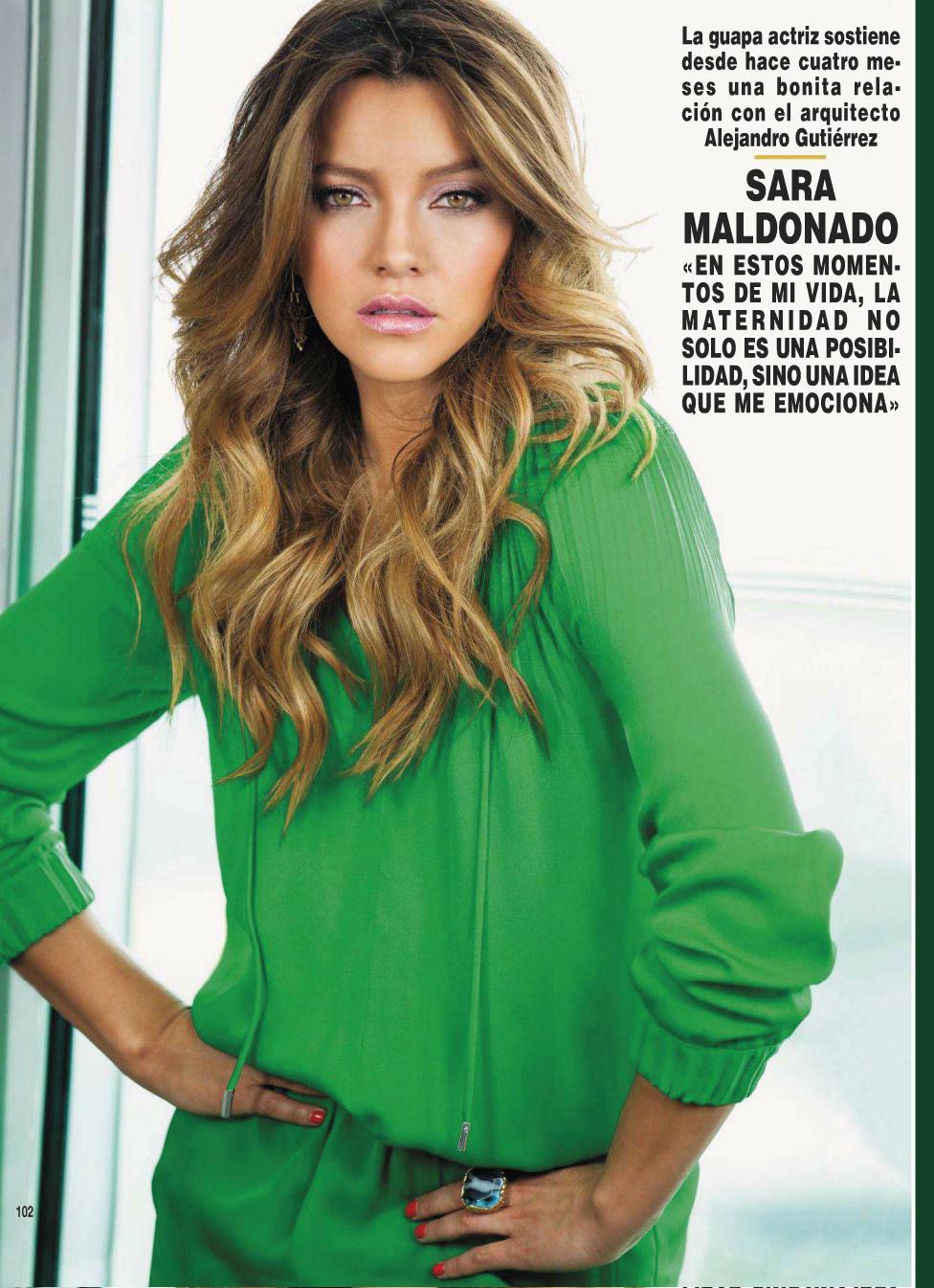 Sara Maldonado/სარა მალდონადო - Page 6 82c8005f9bb0a011b9d264404335b5ce