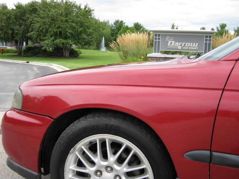 My newly lowered car IMG_0583