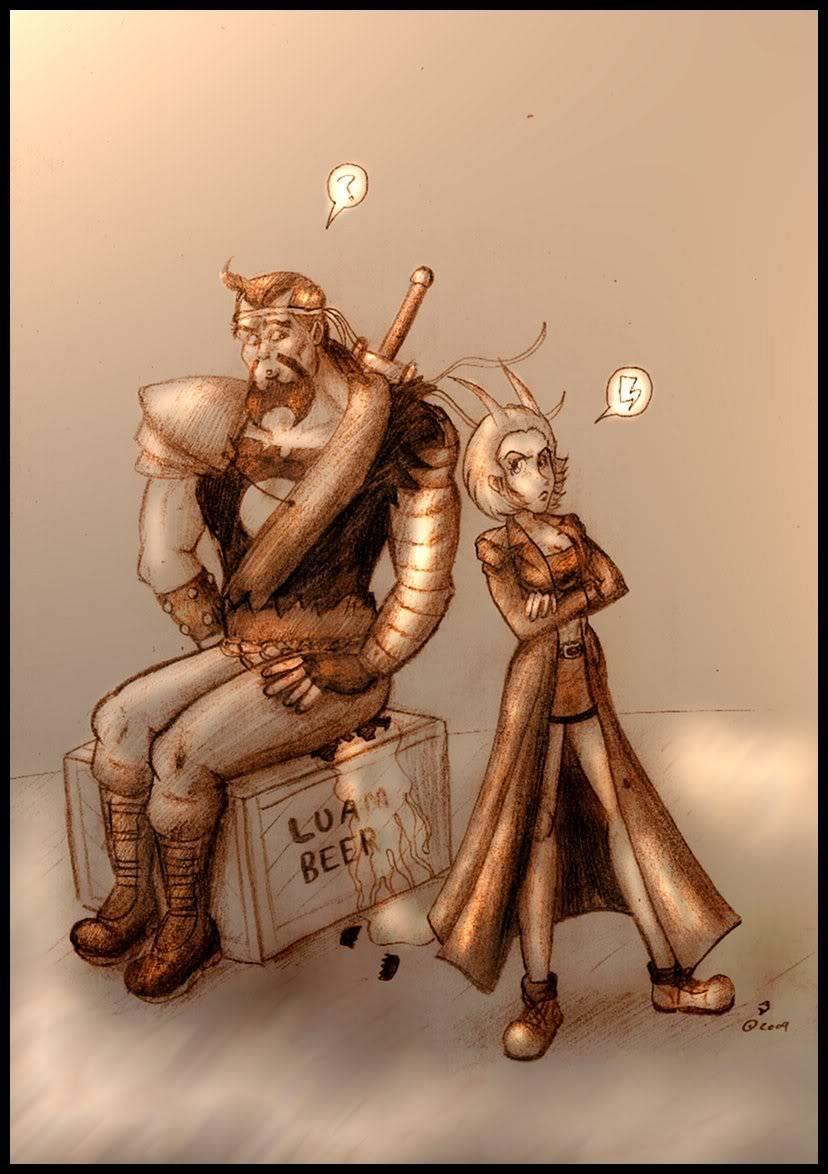 Axel's Random Oddities [IMAGE HEAVY] Normandarelliat