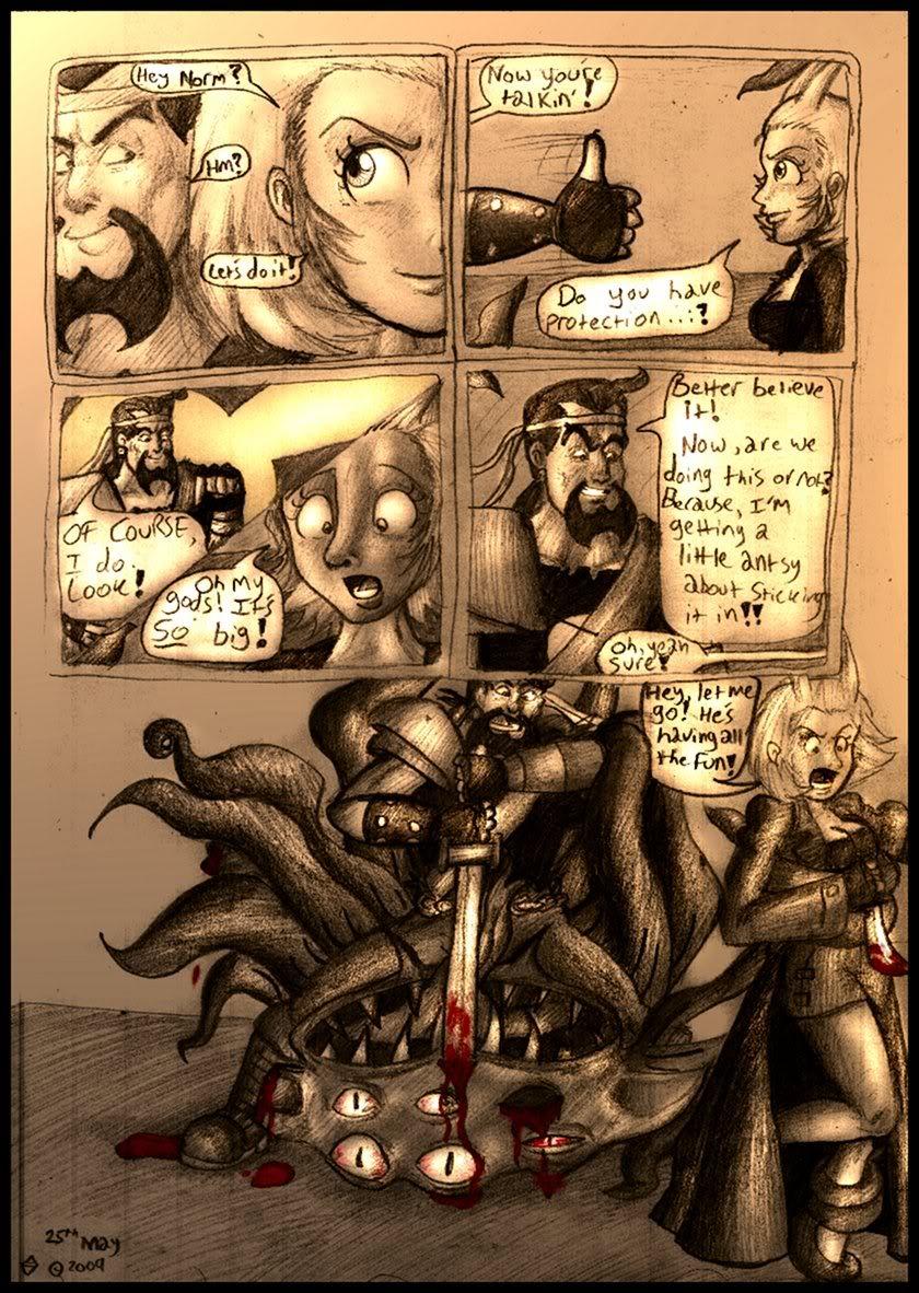Axel's Random Oddities [IMAGE HEAVY] Normandarelliatcomic