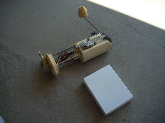 Write-Up: Walbro 255 lph Fuel Pump - Series I DSCN3664