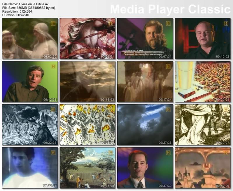 Ovnis en la Biblia (Documental History Channel) Ovnisenlabiblia