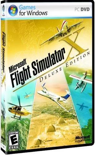 Flight Simulator X Deluxe C1