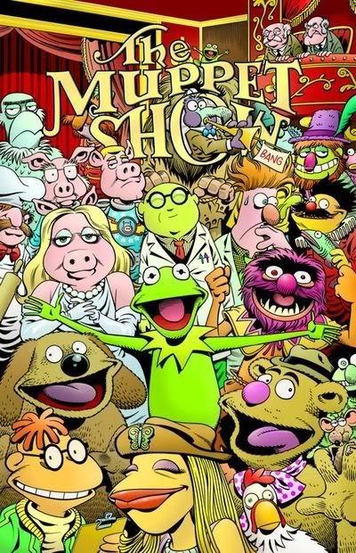 بإنفراد تام تحميل جميع مواسم مسرح العرائس المابيت شو الخمسة كاملة / The Muppet Show Full season 1- 5 Muppet2