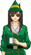 Sammie's New (and Improved 3/14) Sprites Elff