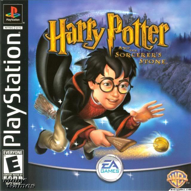 PSX one HarryPotterFront