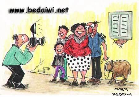 كاركاتير لعيد الاضحى .....كل عام وانتم بخير BedaiwiEID001