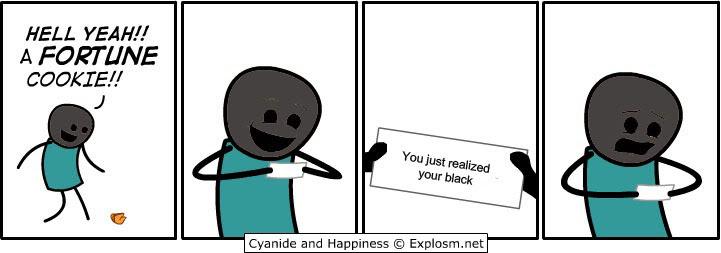 Random Funny Pictures Black