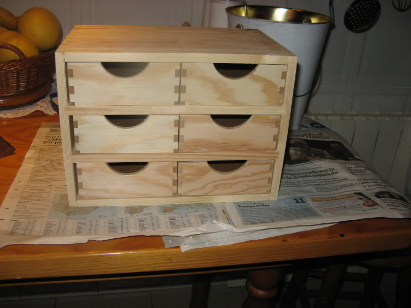Craquelar sobre madera Manualidades527