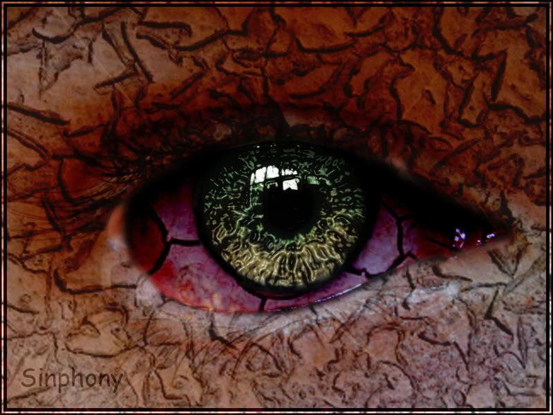 Occhio in puro stile horror [dif facile] Occhiomio