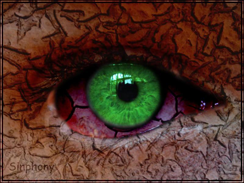 Occhio in puro stile horror [dif facile] Occhiotutorial