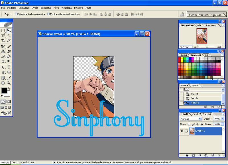 Creare un avatar da 0 [dif facile] 2aa
