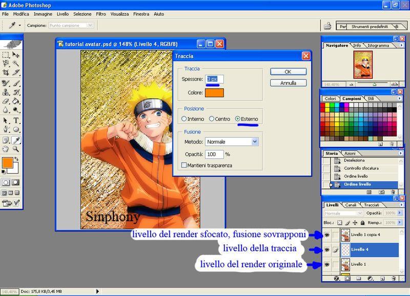 Creare un avatar da 0 [dif facile] 9