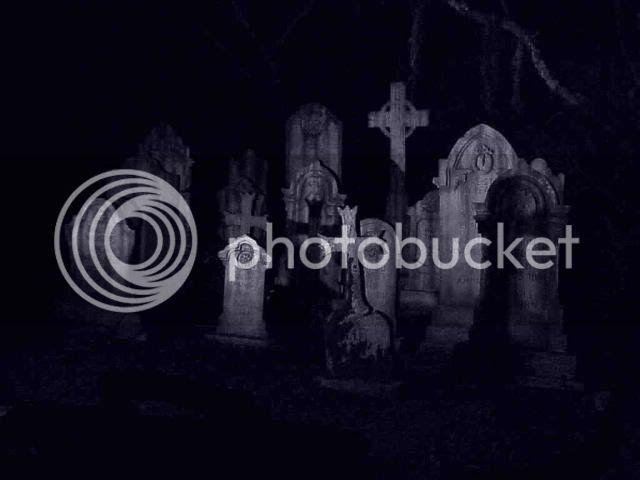 Zombificare una persona 1 [dif facile/media] Cimitero2