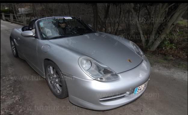 """Porsche Boxster 986 2.7 """"GT3 Look"""" do Admin  00145"""