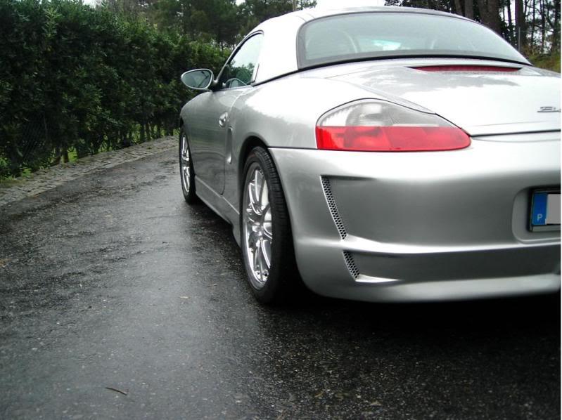 """Porsche Boxster 986 2.7 """"GT3 Look"""" do Admin  23-2-08parachoques001"""
