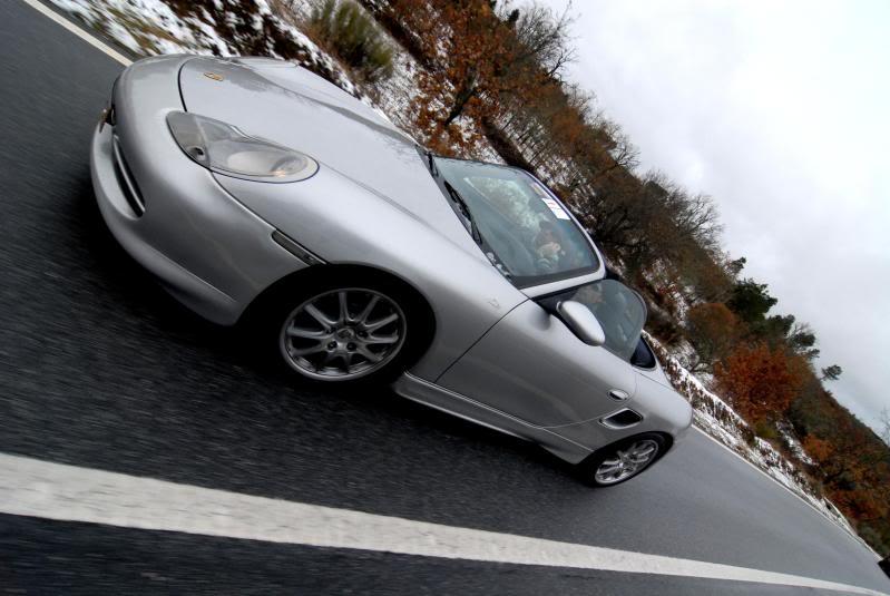 "Porsche Boxster 986 2.7 ""GT3 Look"" do Admin  JoseLuis"