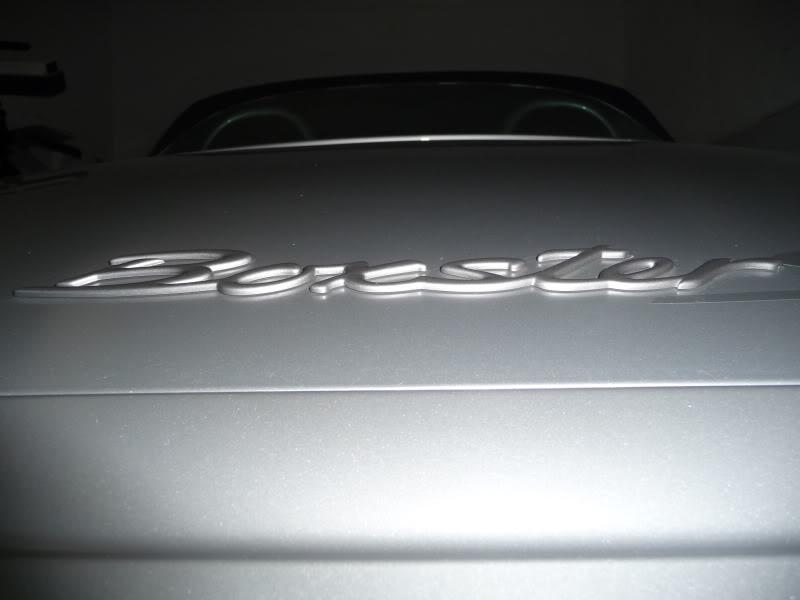 """Porsche Boxster 986 2.7 """"GT3 Look"""" do Admin  P1040266"""