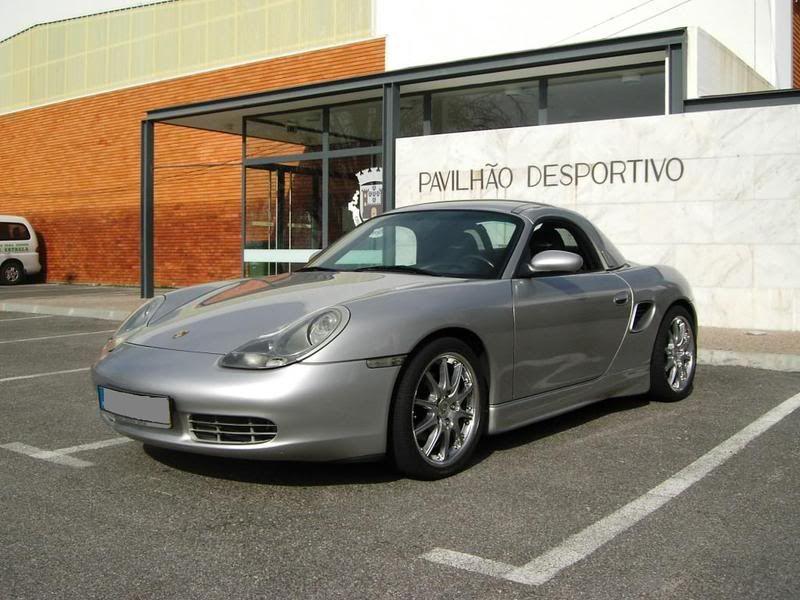 V encuentro mensal Porsche Fans 16-2-08 Valência Alcantara 16-2-08VAl128