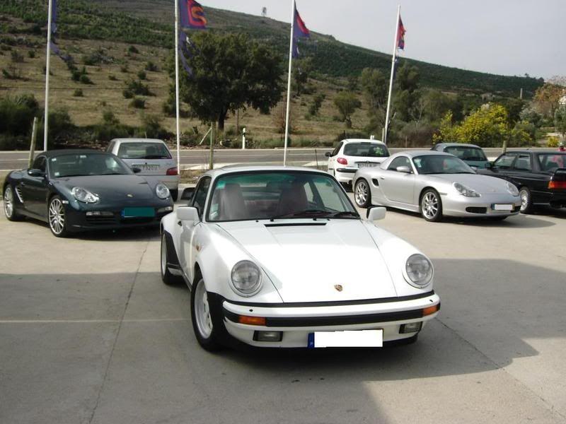 V encuentro mensal Porsche Fans 16-2-08 Valência Alcantara 16-2-08VAl132