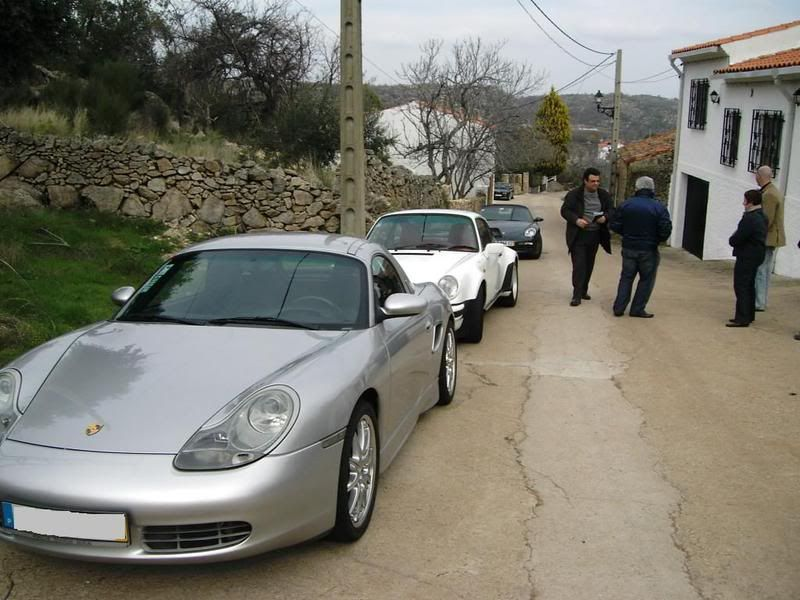 V encuentro mensal Porsche Fans 16-2-08 Valência Alcantara 16-2-08VAl135