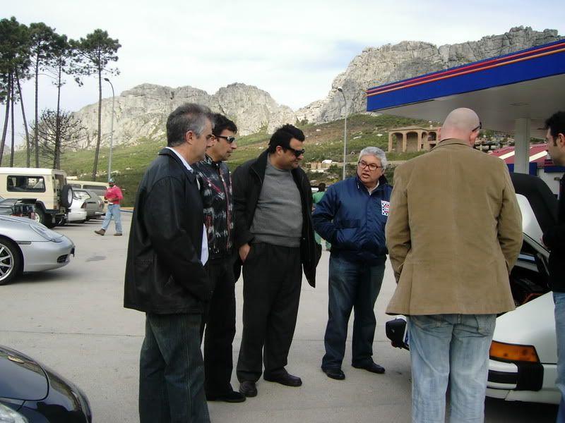 V encuentro mensal Porsche Fans 16-2-08 Valência Alcantara 16-2-08VAllcantara058