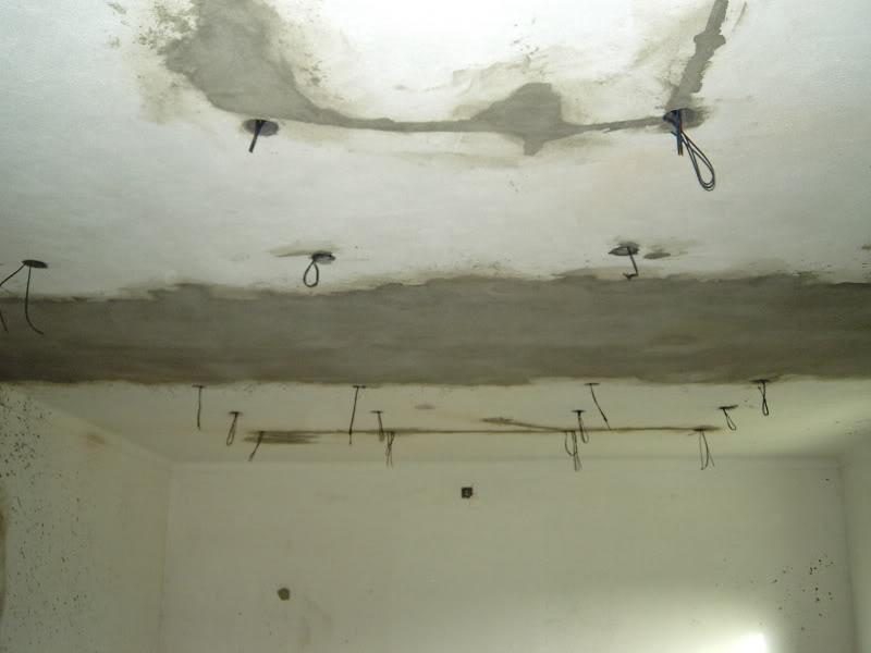 A minha sala AV - sugestões, dicas, ajuda, orientação Tecto