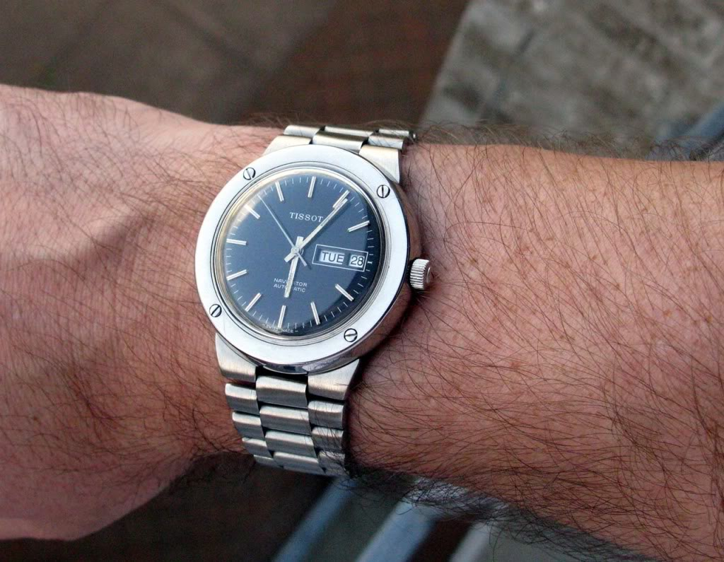 A cool Tissot DadsCollectionTissot02