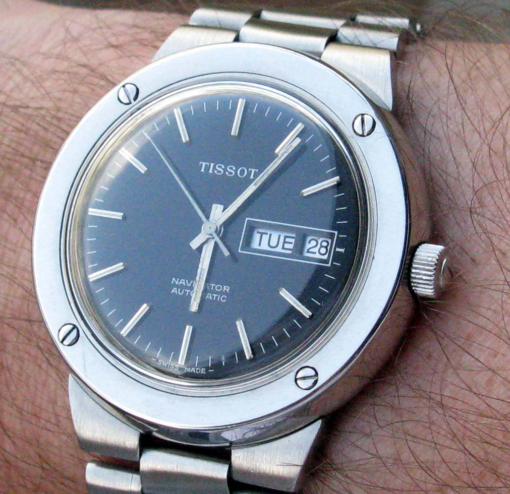 A cool Tissot DadsCollectionTissot03