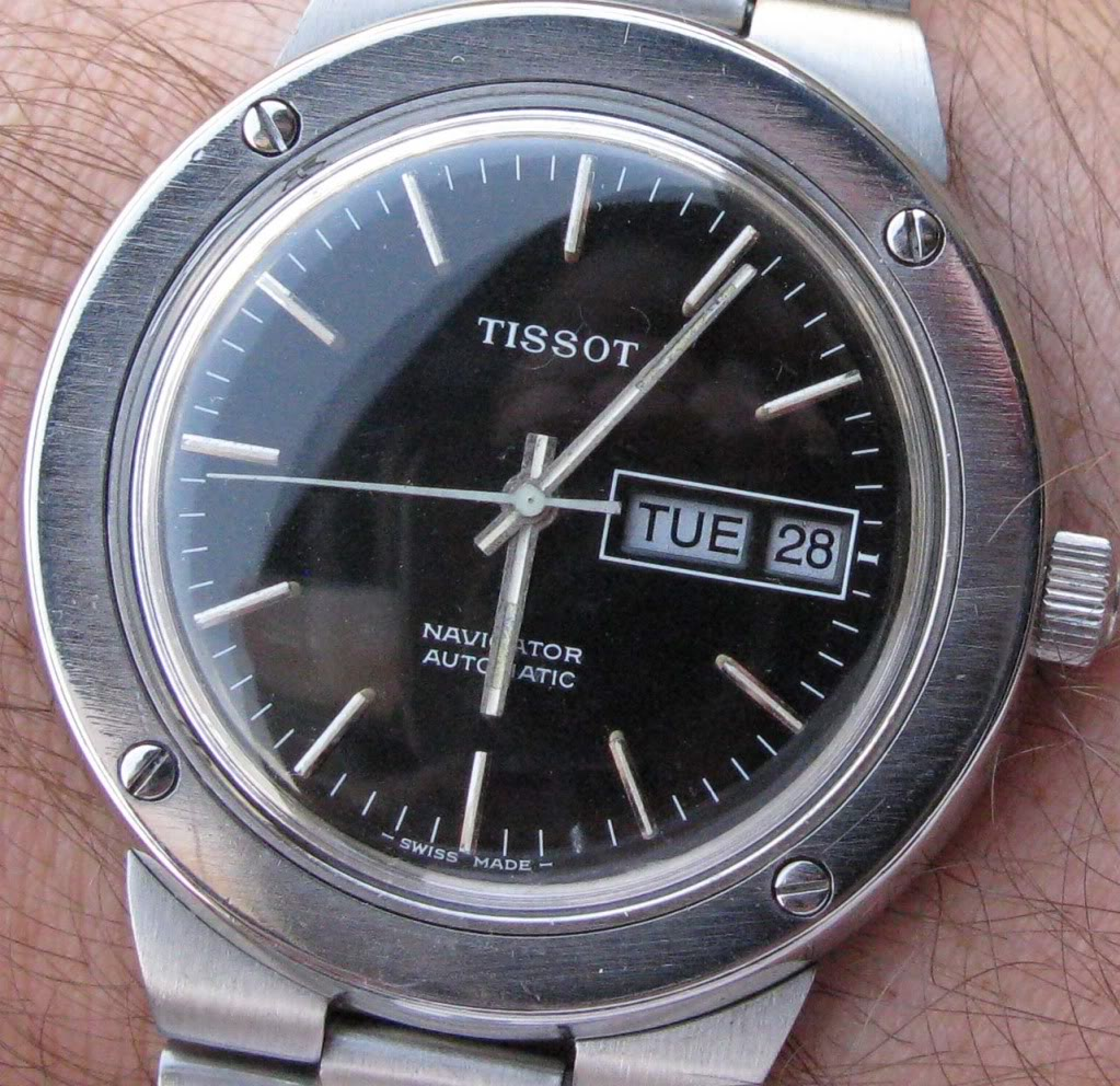 A cool Tissot DadsCollectionTissot04