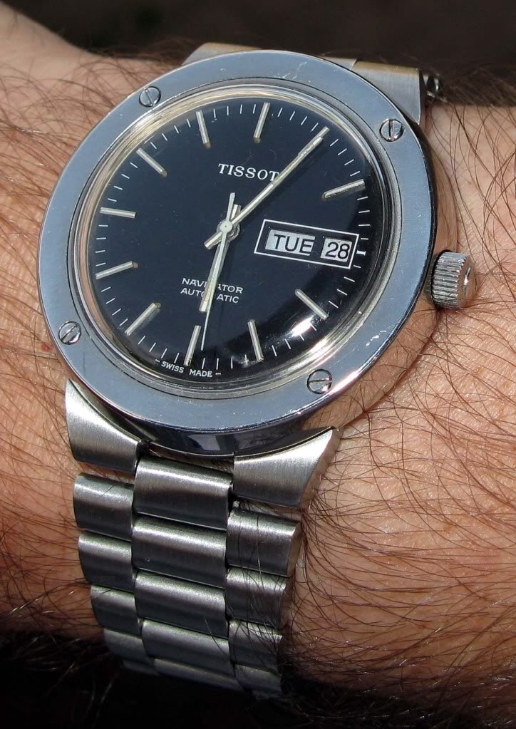 A cool Tissot DadsCollectionTissot05