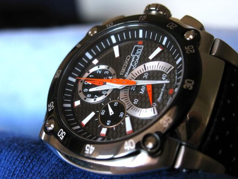 Watch-U-Wearing 08/20/09 SeikoSPC003003
