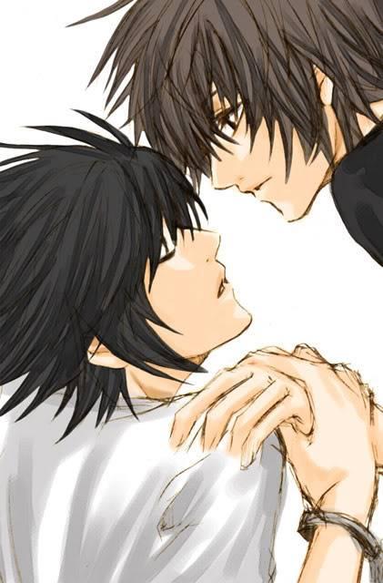 ~ Galeria Death Note][* LxRaito184