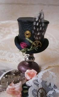 Victorian Steampunk Hats Steampunkhats098
