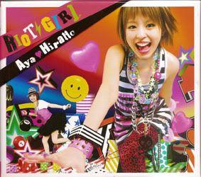 Aya Hirano - RIOT GIRL AHirano-RG