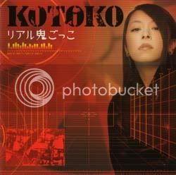 KOTOKO - Real Oni Gokko Cover-ROG