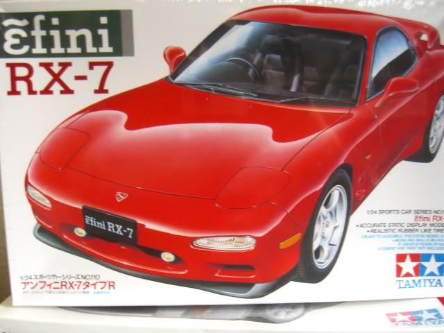 MESA 2010: êfini (Mazda) RX-7 CIMG4935