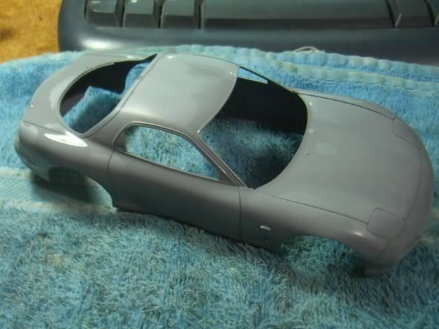 MESA 2010: êfini (Mazda) RX-7 CIMG9589
