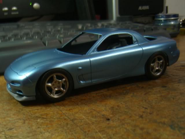 MESA 2010: êfini (Mazda) RX-7 CIMG9595