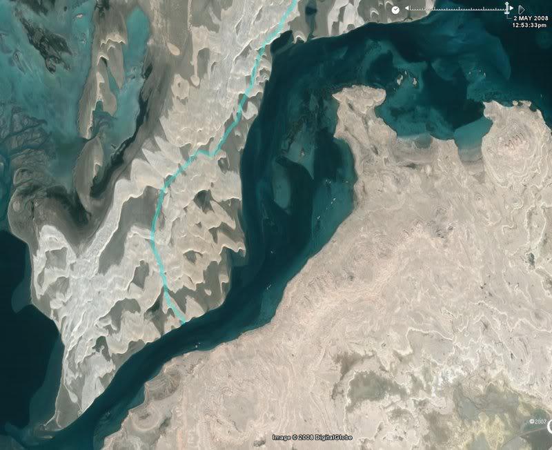 Daily Sand Dune Trip to Inland Sea Sdune20080502spot