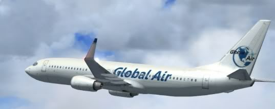 Global Air Virtual Airline
