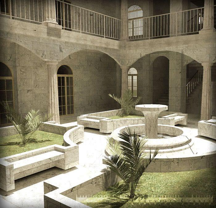 Jardín interior Jardin-interior