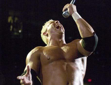 The Miz Vs Mr.Kennedy w/Chris Chris Jericho – Single Match KenKennedy55