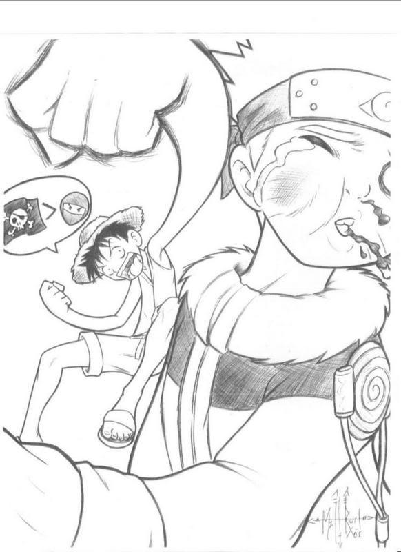 Naruto Luffyvsnaruto