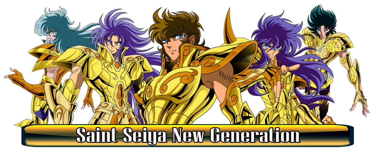 Saint Seiya New Generation