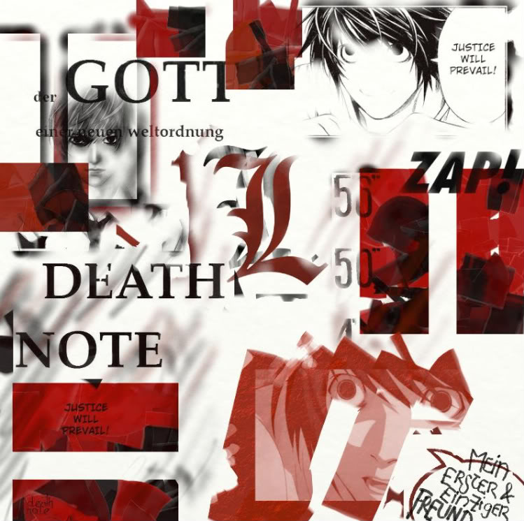 DEATH NOTE Bm